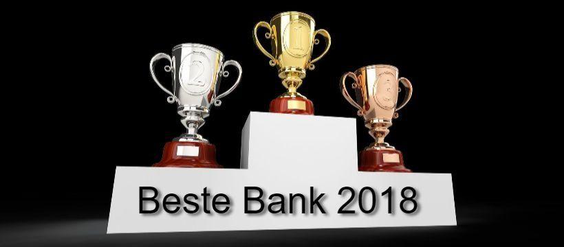Beste Bank 2018
