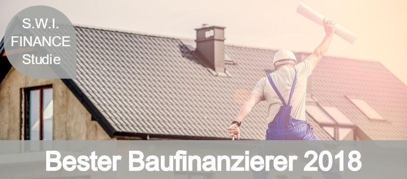 Bester Baufinanzierer 2018
